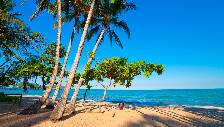 Cairns, la ciudad más importante del norte tropical de Queensland
