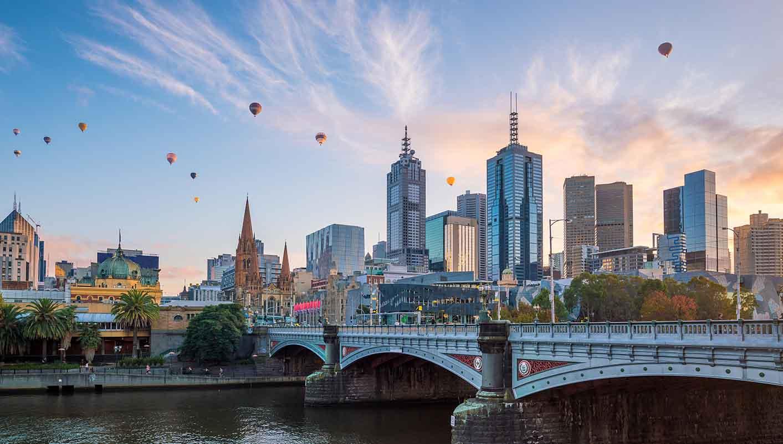 La segunda ciudad más importante de Australia y la capital del deporte y la cultura