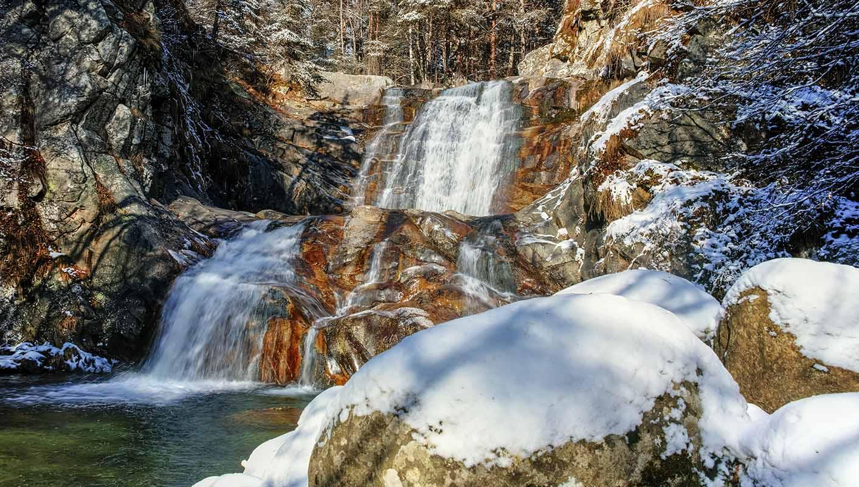 Ubicada en las valles de la bella montaña de Pirin